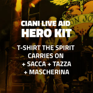 Ciani Live Aid Hero Kit