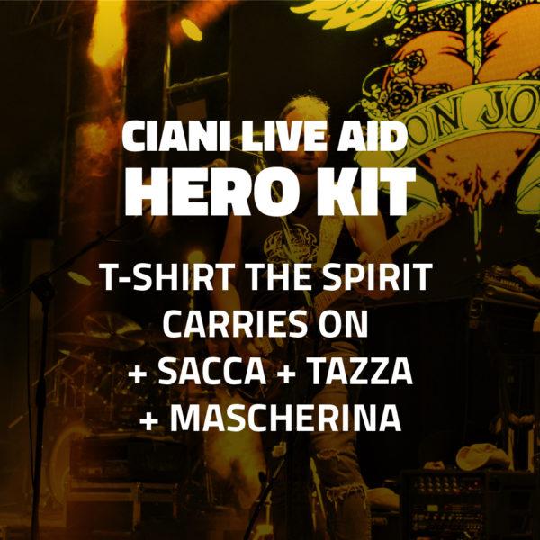 Ciani Live Aid Hero Kit