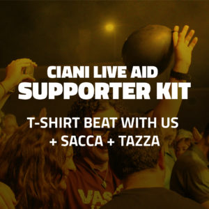 Ciani Live Aid Supporter Kit
